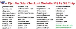 checkout ebay amazon